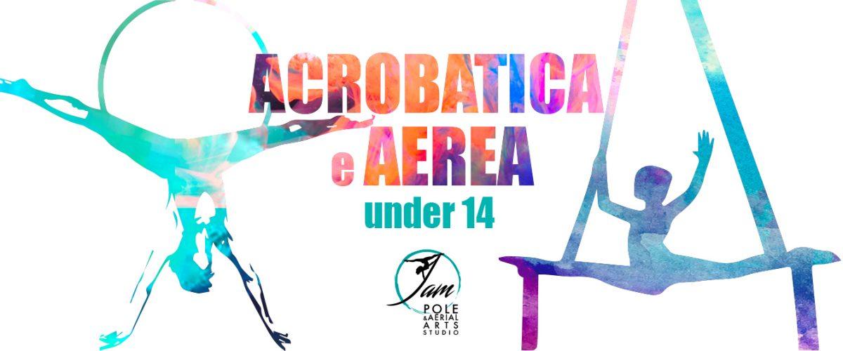 acrobatica under 14